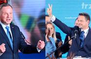 Государственная избирательная комиссия сообщила официальные результаты президентских выборов в Польше