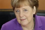 Меркель заявила о важности создания зоны свободной торговли с Россией
