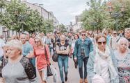 «Просто хочется жить»: как брестчане днем и ночью протестуют против аккумуляторного завода