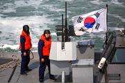 КНДР обвинила Южную Корею в обстреле своих территориальных вод