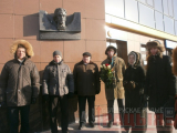 Минчане отметили день рождения Калиновского