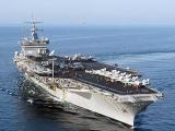 """Американцы направили к берегам Ливии авианосец """"Энтерпрайз"""""""