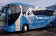 Из тренерского штаба минского «Динамо» исчез автобус MAN