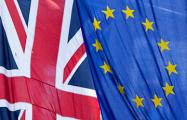 Сотни людей в Лондоне требуют второго референдума по «брекситу»