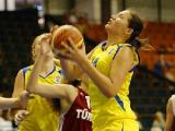 Белорусские баскетболистки выиграли у венгерок на юниорском чемпионате Европы