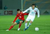 Молодежная сборная Беларуси по футболу обыграла Грецию на старте отборочного турнира чемпионата Европы
