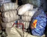 Белорусские таможенники задержали две крупные партии контрабандной одежды