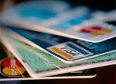Количество банковских карточек выросло на 400 тысяч