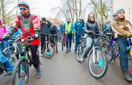 Минск присоединился к всемирной акции «30 дней на велосипеде»