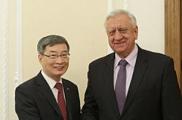 Мясникович посетит Китай в конце января