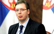 Президент Сербии Вучич остался в 90-х