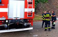В Болгарии загорелся склад оружейного завода