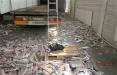Контрабандные белорусские сигареты нашли в Латвии