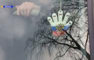 Пресс-секретарь МВД не разглядел российский флаг в машине Оршанского ОМОНа