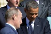 Обама призвал Путина отказаться от поддержки ополченцев