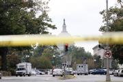 В Вашингтоне у Капитолия произошла стрельба
