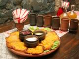 Более 70 блюд исключительно белорусской национальной кухни предлагает новый ресторан в Москве