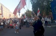 Около пяти тысяч человек сейчас собрались возле тюрьмы «Володарки»