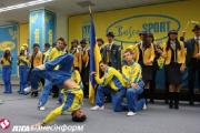 Образцы олимпийской экипировки белорусских спортсменов на Игры-2012 были представлены в НОК (ФОТО)