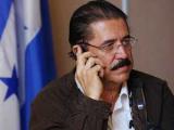 Изгнанный президент Гондураса вылетел на родину