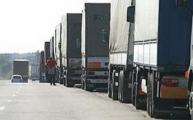 Очередь из грузового автотранспорта на белорусско-литовской границе сохраняется