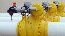 Магистральными трубопроводами по Беларуси за январь-июль перекачано 38,5 млрд.куб.м газа