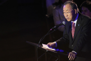 Пан Ги Мун призвал отменить выборы в Новороссии