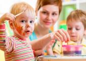 Каждый пятый белорус убежден, что детей легко устроить в детский садик