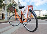 Бесплатными велосипедами в Минске воспользовались 10 тысяч раз