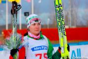 Надежда Скардино пришла третьей в спринте на этапе Кубка мира