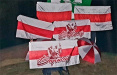 Жители Борисова выстроились в цепь солидарности