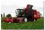 С конвейера белорусско-китайского СП сошли первые комбайны для уборки кукурузы в початках