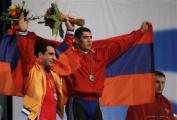 Юлия Репинская выиграла золото юношеского чемпионата Европы по тяжелой атлетике в Польше