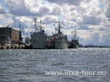 Объемы погрузокКлайпедского контейнерного терминала в II квартале выросли за счет белорусских грузов