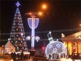 Россияне рассказали, как встретили Новый год в Минске