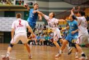 Гандболисты брестского БГК и минского СКА победили на старте юбилейного турнира в Минске