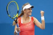 Белорусская теннисистка Виктория Азаренко сыграет со шведкой Йоханной Ларссон на старте US Open