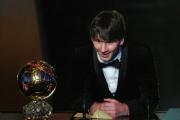 Лионель Месси признан лучшим футболистом Европы сезона 2010-2011 годов