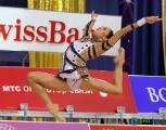 Белоруские грации завоевали бронзу на этапе Кубка мира по художественной гимнастике