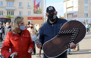 Пикеты под лозунгом «Стоп таракан!» в регионах Беларуси: расписание