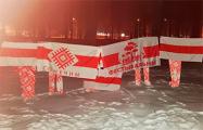 Как белорусы протестовали 12 марта