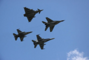 Британские военные - Литве: Вам стоит только позвать нас, и мы прилетим