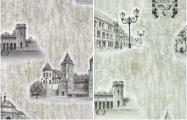 В Минске выпустили обои с Мирским замком и Несвижским дворцом