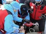 Накануне открытия Олимпиады в Ванкувере погиб грузинский спортсмен