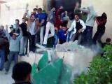 Третий по размеру город Ливии оказался в руках оппозиции