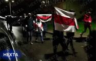 Жители Зеленого Луга прошлись шумным маршем