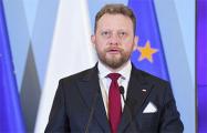 Глава Минздрава Польши: К концу недели число зараженных коронавирусом составит несколько тысяч