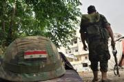 Войска Башара Асада заняли город Хомс