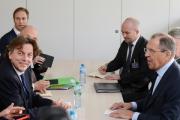 Лавров обсудил с голландским коллегой ход расследования крушения «Боинга»