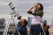 Астрономы рассказали о подручных средствах наблюдения за солнечным затмением